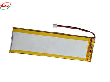 China Marque a operação conveniente da bateria 6060100 3.7v 5000mAh do PC 3,7 V Lipo fábrica